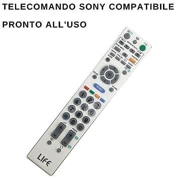 Mando a Distancia TV Compatible Pronto al Uso LED Plasma LCD Sony ...