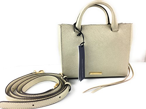 Rebecca Minkoff  Boyfriend Handbag,Luggage Shine,One Size by Rebecca Minkoff