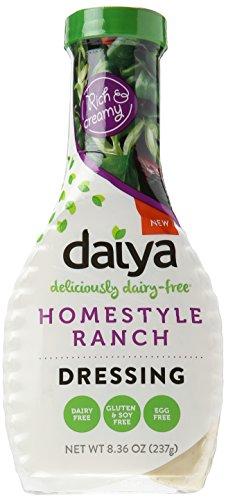 Daiya Homestyle Ranch Dairy-Free Dressing, 8.36 oz