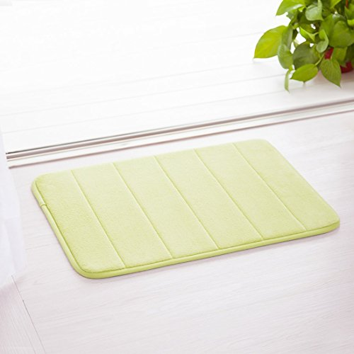 F sport Soft Absorbent Bathroom Green product image