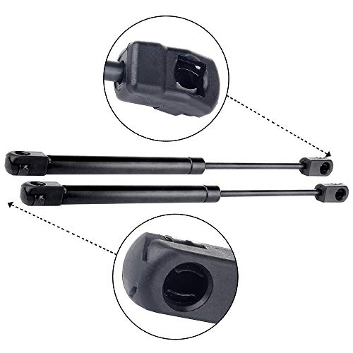 2017 Chrysler Sebring Shock - Rear Trunk Lift Support Gas Struts Fit 2011-2017 Chrysler 300 2001-2006 Chrysler Sebring 2006-2017 Dodge Charger 2001-2006 Dodge Stratus TUPARTS Automotive Replacement Shock Lift Supports