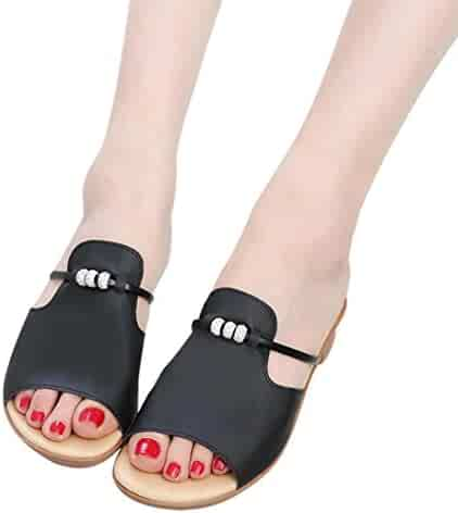 8cc874f55 vermers Hot Sale Women Shoes - Summer Cut Out Sandals Fashion Solid Beach  Slides Slippers