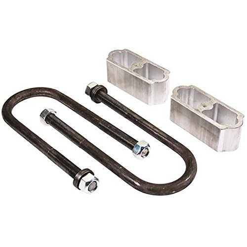1960-72 Fits Chevy Pickup Rear Lowering Block Kit, 2 Inch