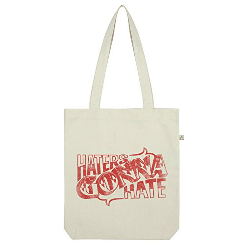 Haters Bag Tote Twisted White Hate Hate Gonna Haters Envy Gonna Envy Twisted qvEBnx
