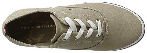Mujer Zapatillas 4d1 Beige E1285rin para Int 068 Cobblestone Tommy Hilfiger wZ6qBBg