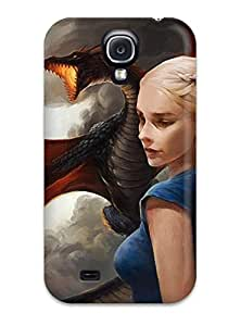 New Style Tpu S4 Protective Case Cover/ Galaxy Case - 2013 Game Of Thrones