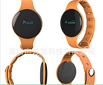 Fitness Tracker Sport Monitor,Facleta Smart Wristband Heart Rate Monitor Smart Watch for IPhone,SAMSUNG Andoid Mobiles