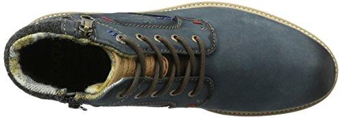 Bugatti 311179341500, Botines para Hombre Azul (d.blau 4100d.Blau 4100)