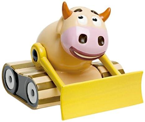 Famosa Disney 700010413 Jungle Junction - Pala excavadora, diseño de toro: Amazon.es: Juguetes y juegos