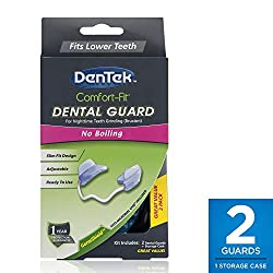 DenTek Comfort-Fit Dental Guard For Nighttime Teeth Grinding
