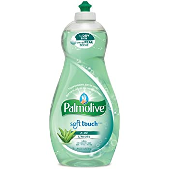 Amazon Com Palmolive Ultra Soft Touch With Aloe Dish