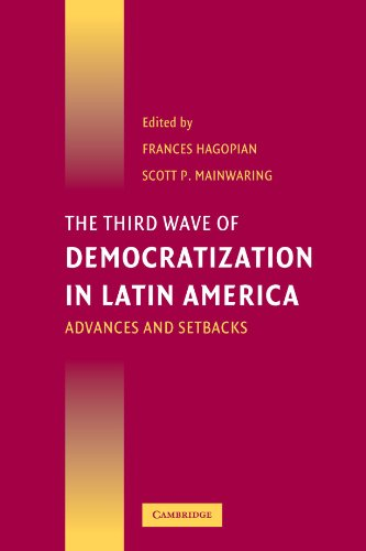 The Third Wave Of Democratization In Latin America  Advances And Setbacks