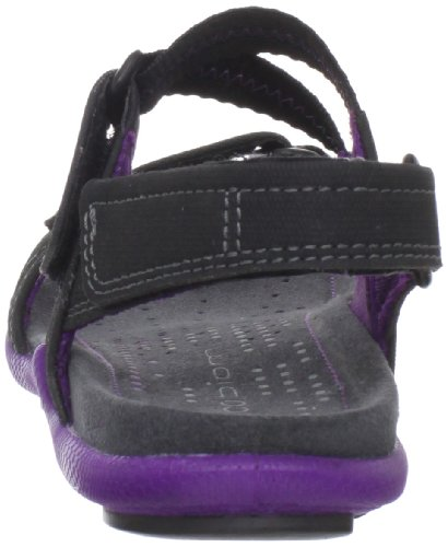 1 Sport color BIOM 1 negro Lite 36 Ecco Zapatillas BIOM ECCO LITE para W de mujer SANDAL talla cuero WpcpH0q8