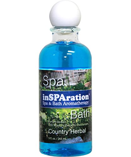 Herbal Proprietary Blend : (inSPAration Spa and Bath Aromatherapy 113X Spa Liquid, 9-Ounce, Country Herbal)