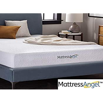 Amazon Com 10 Quot Inch Queen Size Cool Open Cell Memory Foam