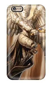 Premium Durable Gothic Fantasy Fashion Tpu Iphone 6 Protective Case Cover