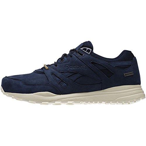 REEBOK classique ventilation GORE-TEX Mode Hommes Baskets bleu marine