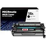 CPS CF258A MICR Toner for HP Laserjet M404n, M404dn, M404dw Printers - 58A