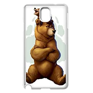 Brother Bear Samsung Galaxy Note 3 Cell Phone Case White gift pp001_6285053