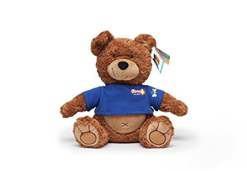 Oliver The Bear Plush Toy  From The Award Winning Oliver   Hope Storybook Adventures