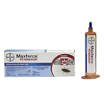 Maxforce FC Magnum Roach Bait 1.16 oz 3 Tubes