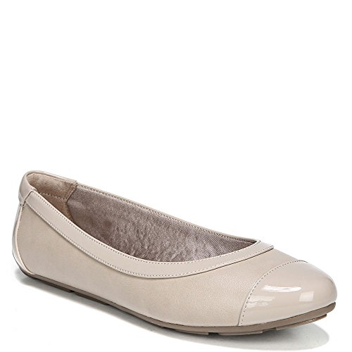 LifeStride Women's Soho Taupe/Taupe Patent - Taupe Footwear Patent