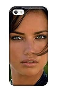 Excellent Design Adriana Lima Phone Case For Iphone 5/5s Premium Tpu Case
