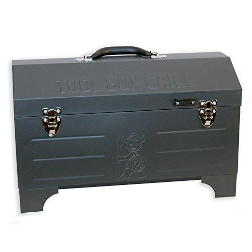 Cheap Keg-a-Que Charcoal Toolbox Grill hot sale