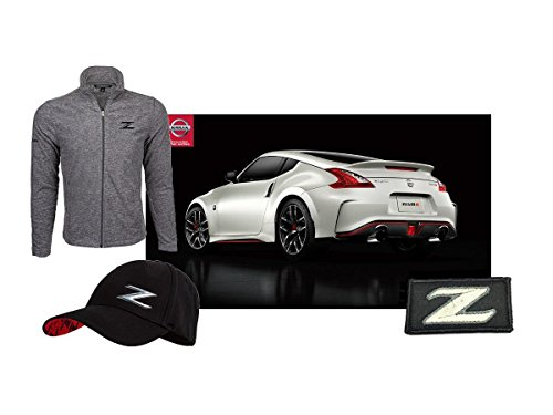 Genuine Nissan Official 370Z Accessory Combo Pack