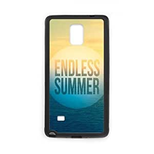 Samsung Galaxy Note 4 Cell Phone Case Black Endless Summer LSO7803384