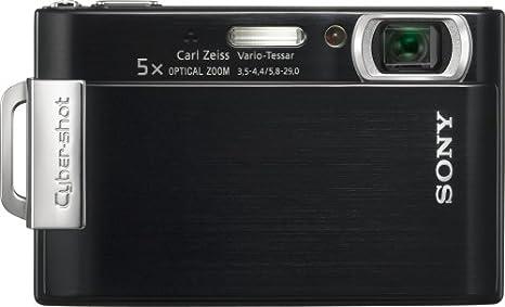 Sony Cyber-shot DSC-T200 - Cámara digital (Auto, Nublado, Luz de ...