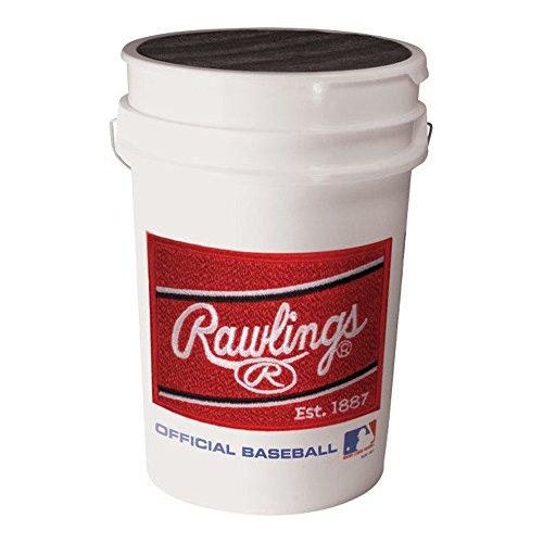 Rawlings 6-Gallon Ball Buckets, 6-Pack ()