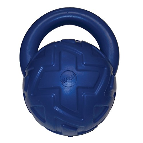 (Ethical Pets 54356 Chunky Play Kettle Ball Pet Squeak Toys)