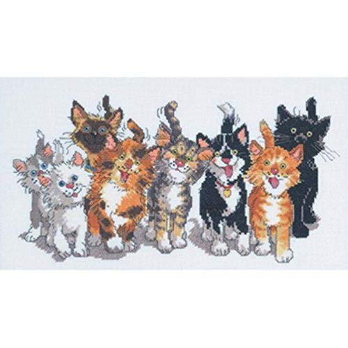Cross Stitch Kit - Tails of Duckport -