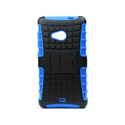 Redneck Custodia per Apple iPhone , blu, Microsoft Lumia 535