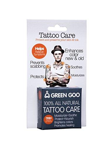Green Goo All-Natural Skin Care (Tattoo Care, Travel Tin)