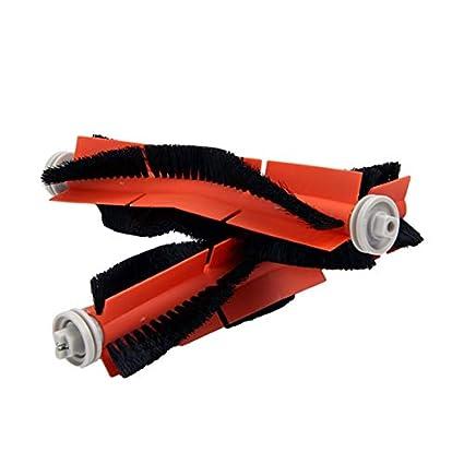 TOOGOO Piezas del Aspirador 3 x Cepillo lal + 3 filtros HEPA + 2X Cepillo Principal