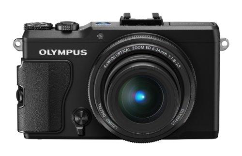 Olympus XZ-2 Black
