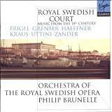 Frigel/Grenser/Kraus/Haeffner/Uttini/Zander: Orchestral Music From the 18th Century