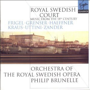 Frigel/Grenser/Kraus/Haeffner/Uttini/Zander: Orchestral Music From the 18th Century