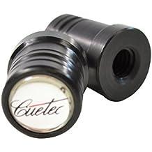 Cuetec Billiard/Pool Cue Accessory: 2-Piece 3/8 x 14 Thread Billiard Cue Joint Protector