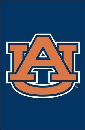 Auburn University Tigers AU NCAA Dougle-Sided Garden - Au Tigers University Auburn