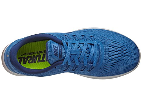 Mujer Para Zapatillas Azul De White 831509 Off 402 Coastal star Nike Blue Trail Running ZqfgxwA