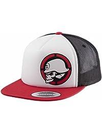 Men's New Era Trucker Snapback Logo Baseball Cap Hat