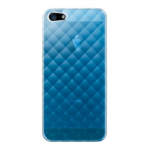 Katinkas Water Cube Soft Case für Apple iPhone 5 blau