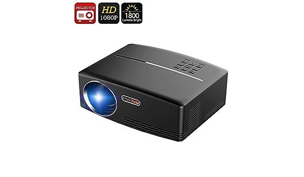 Generico ViviBright GP80 Portable Projector: Amazon.es: Electrónica