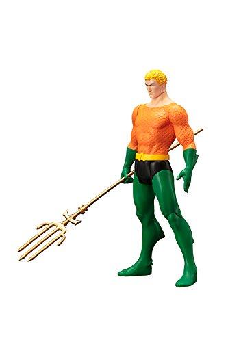 Kotobukiya DC Universe: Aquaman Classic Super Powers ARTFX+ Statue