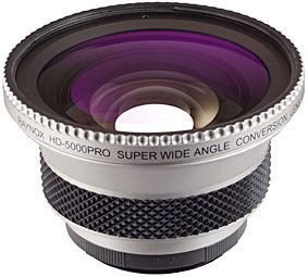 Raynox High Definition Wideangle Lens 0.5X(with 5-adapter...