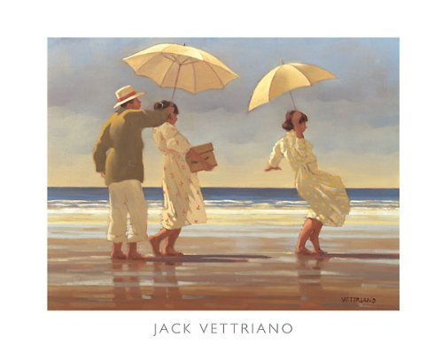 (The Picnic Party II by Jack Vettriano 15.75