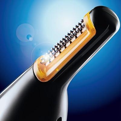 Philips NT9110 - Recortador de precisión para nariz, cejas y ...